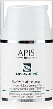 Parfémy, Parfumerie, kosmetika Sérum na oči - APIS Professional Express Lifting Brightening Filling Wrinkle Serum With Tens UP