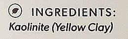Obličejové masky se žlutým jílem - Nature Queen Yellow Clay — foto N8