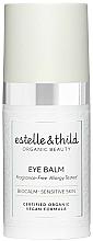 Parfémy, Parfumerie, kosmetika Balzám na oční víčka - Estelle & Thild BioCalm Eye Balm
