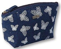 Parfémy, Parfumerie, kosmetika Kosmetická taška 96181, modrá - Top Choice