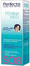 Parfémy, Parfumerie, kosmetika Specialní uklidňující emulze pro intimní hygienu - Perfecta Femina Med SOS