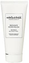 Parfémy, Parfumerie, kosmetika Peeling pro rozjasnění pleti - Estelle & Thild Biotreat Radiance Micro Polish