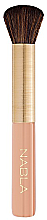 Parfémy, Parfumerie, kosmetika Štětec na tónovací podklad - Nabla Foundation Buffer Brush