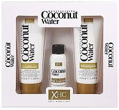 Parfémy, Parfumerie, kosmetika Sada - Xpel Marketing Ltd Coconut Water Revitalising (shm/100 ml + cond/100 ml + ser/30 ml)