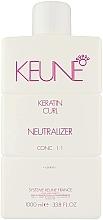 Parfémy, Parfumerie, kosmetika Neutralizér na vlasy - Keune Keratin Curl Neutralizer 1:1
