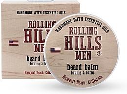 Parfémy, Parfumerie, kosmetika Balzám na vousy - Rolling Hills Men Beard Balm