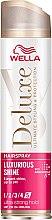 Parfémy, Parfumerie, kosmetika Lak na vlasy - Wella Deluxe Luxurious Shine Ultra Strong Hold