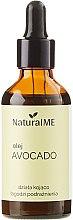 Parfémy, Parfumerie, kosmetika Avokádový olej lisovaný za studena - NaturalME