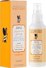 Parfémy, Parfumerie, kosmetika Kondicionér ve spreji - Alfaparf Precious Nature Colored Hair Leave-In Spray