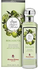 Parfémy, Parfumerie, kosmetika Alvarez Gomez Agua Fresca De Flores Bergamota - Parfém