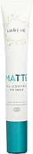Parfémy, Parfumerie, kosmetika Matující primer na obličej - Lumene Matte Oil-Control Primer