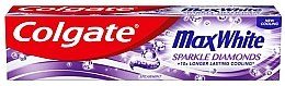 Parfémy, Parfumerie, kosmetika Zubní pasta - Colgate Max White Sparkle Diamonds