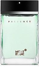 Parfémy, Parfumerie, kosmetika Montblanc Presence - Toaletní voda