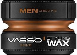Parfémy, Parfumerie, kosmetika Stylingový vosk - Vasso Professional Hair Styling Wax Spike