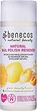 Parfémy, Parfumerie, kosmetika Odlakovač na nehty s extraktem citronu - Benecos Natural Nail Polish Remover
