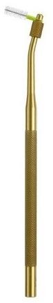 Hliníkový držák mezizubního katráčku, UHS 412, zlatý - Curaprox — foto N1