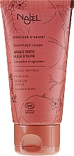 Parfémy, Parfumerie, kosmetika Peeling na obličej - Najel Face Scrub Oriental Sweetness