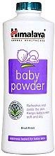 Parfémy, Parfumerie, kosmetika Dětský pudr - Himalaya Herbals Baby Powder