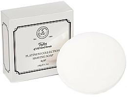 Parfémy, Parfumerie, kosmetika Mýdlo na holení - Taylor Of Old Bond Street Platinum Collection Shaving Soap Refill