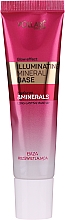 Parfémy, Parfumerie, kosmetika Báze pod make-up s rozjasňujícím efektem - Vollare Glow Effect Illuminating Mineral Base