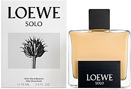 Parfémy, Parfumerie, kosmetika Loewe Solo Loewe After Shave Balm - Balzám po holení