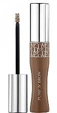 Parfémy, Parfumerie, kosmetika Posilující řasenka pumpa na obočí - Dior Diorshow Pump 'N' Brow
