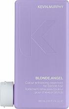 Parfémy, Parfumerie, kosmetika Tónovací péče pro zvýšení světlého odstínu blond vlasů - Kevin.Murphy Blonde.Angel Hair Treatment