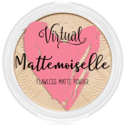 Matující pudr na obličej - Virtual Mattemoiselle Flawless Matte Powder
