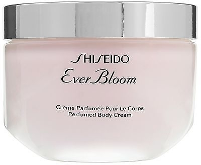 Shiseido Ever Bloom - Tělový krém — foto N1