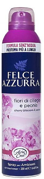 Osvěžovač vzduchu - Felce Azzurra Fiori di Ciliegio e Peonia Spray