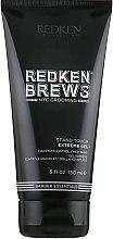 Parfémy, Parfumerie, kosmetika Gel na vlasy - Redken Brews Stand Tough Extreme Gel