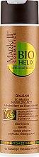 Parfémy, Parfumerie, kosmetika Balzám na vlasy s extraktem z hlemýždě - Markell Cosmetics Bio Helix