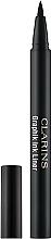 Parfémy, Parfumerie, kosmetika Oční linka ve fixu - Clarins Graphik Ink Liner