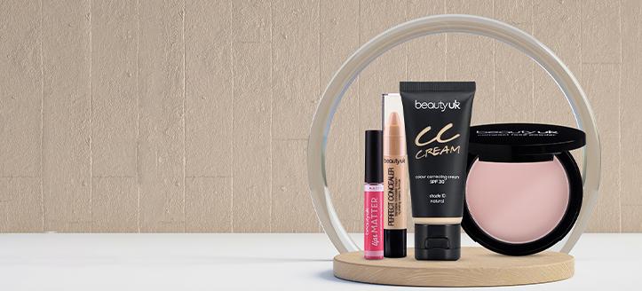 K nákupu produktů Beauty UK v hodnotě nad 220 Kč získej rtěnku jako dárek
