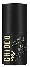 Parfémy, Parfumerie, kosmetika Hybrid Top vrchní bez lepivé vrstvy - Chiodo Pro Top EG No Wipe