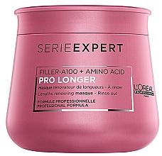 Parfémy, Parfumerie, kosmetika Maska na vlasy pro obnovu délek - L'Oreal Professionnel Pro Longer Lengths Renewing Masque