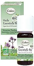 Parfémy, Parfumerie, kosmetika Organický esenciální olej z verbeny exotické - Galeo Organic Essential Oil Exotic Verbena