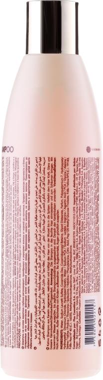 Keratinový zpevňující šampon pro všechny typy vlasů - Kativa Keratina Shampoo — foto N2