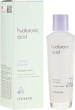 Parfémy, Parfumerie, kosmetika Hydratační emulze s kyselinou hyaluronovou - It's Skin Hyaluronic Acid Moisture Emulsion