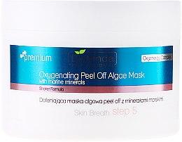 Parfémy, Parfumerie, kosmetika Okysličující maska s řasami a mořskými minerály - Bielenda Professional Skin Breath Oxygenating Peel Off Algae Mask