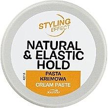 Parfémy, Parfumerie, kosmetika Krémová pasta na vlasy - Joanna Styling Effect Natural & Elactic Hold Cream Paste