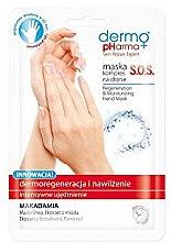 Parfémy, Parfumerie, kosmetika Regenerační maska-obklad na ruce - Dermo Pharma Skin Repair Expert S.O.S. Regeneration & Moisturizing Hand Mask