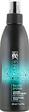 Parfémy, Parfumerie, kosmetika Obnovující krém na poškozené vlasy - Black Professional Line Keratin Protein Restructuring Lotion
