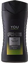Parfémy, Parfumerie, kosmetika Sprchový gel - Axe You Shower Gel
