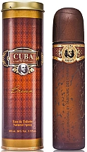 Parfémy, Parfumerie, kosmetika Cuba Brown - Toaletní voda