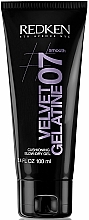 Parfémy, Parfumerie, kosmetika Tavný krém pro styling pomoci fénu - Redken Cushioning Blow-Dry Gel 07 Velvet Gelatine