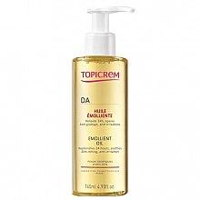 Parfémy, Parfumerie, kosmetika Změkčující tělový olej - Topicrem DA Emollient Oil