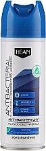 Parfémy, Parfumerie, kosmetika Antibakteriální sprej s aloe a panthenolem - Hean Aloe & D- Panthenol Antibacterial Aerosol