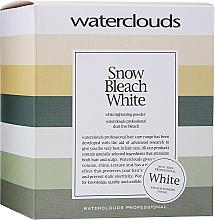 Parfémy, Parfumerie, kosmetika Zesvětlující pudr - Waterclouds Snow Bleach White