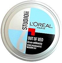 Parfémy, Parfumerie, kosmetika Modelovací krém na vlasy - L'Oreal Paris Studio Line Out of Bed Cream